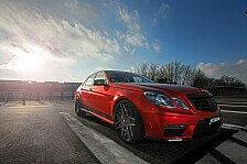 Auto - Bilder: 720-PS-Mercedes von fostla