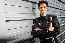 Mehr Sportwagen - Bruno Senna wird McLaren-Werksfahrer