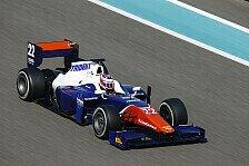 GP2 - Rene Binder startet auch 2015 in der GP2