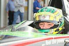 ADAC Formel 4 - Cedric Piro startet in ADAC Formel 4