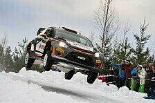 WRC - Kubica auch bei Rallye Schweden am Start?