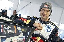 WRC - Schweden: Ogier nach Verstoß auf Bewährung