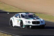 Mehr Sportwagen - Bentley will 30 Continental GT3 verkaufen