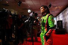 Formel 1 - Danica Patrick: Formel 1? Nein, danke!