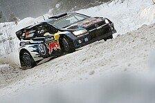 WRC - Erfolgreicher Norwegen-Ausflug: Mikkelsen vorn