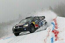 WRC - Ogier staubt in letzter Minute den Sieg ab