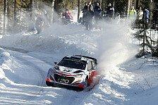 WRC - Rallye Schweden: Die Stimmen vor dem Finale