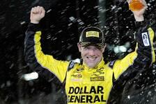 NASCAR - Kenseth gewinnt Bristol-Schlacht