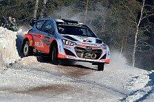 WRC - Bilder: Rallye Schweden - Tag 2