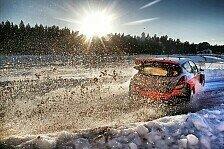 WRC - Neue Streckenführung: Rallye Schweden findet statt