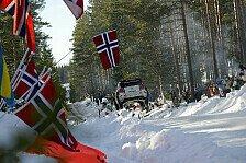WRC - Schweden: Ogier gegen die nordischen Fahrer