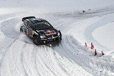 WRC - Latvala nutzt Reglementklausel für Mexiko