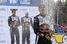 WRC - Rallye Schweden: Die Stimmen nach dem Finale