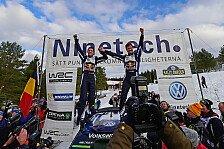 WRC - Schweden: Doppelweltmeister schlägt Youngsters