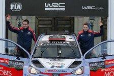 WRC - Hyundai: Viertes Auto bei vier Events
