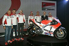 MotoGP - Ducati: Die Stimmen zum Launch