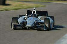 IndyCar - Jakes ersetzt Aleshin
