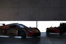 Mehr Sportwagen - GT4-Rennwagen von KTM und Reiter Engineering