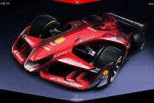 Formel 1 - Ferrari: Design-Konzept war eine Provokation