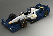 IndyCar - Aerokits: Chevrolet präsentiert Flügelmonster