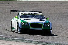 VLN - Christopher Brück startet für das Bentley Team HTP