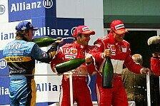 Formel 1 - Rennen: Die Stimmen der Piloten