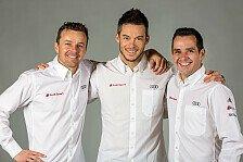 WEC - Audi-Trio geht in seine sechste gemeinsame Saison