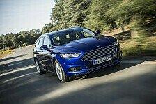Auto - Neuer Ford Mondeo in Deutschland erhältlich