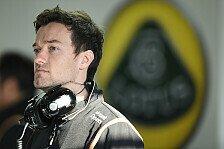 Formel 1 - Palmer gab Manor einen Korb