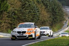 VLN - Rent2Drive-racing freut sich auf neue VLN-Saison