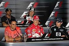 Formel 1 - PK: Das Floskel-Monster ist wieder da!