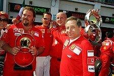 Formel 1 - Bilder: Frankreich GP - Sonntag