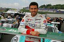 Mehr Motorsport - Elia Erhart fährt auch 2015 im Carrera Cup
