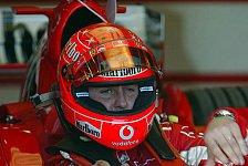 Formel 1 - Michael Schumacher rechnet nicht mit Button-Sieg