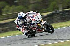 Superbike - Guintoli leidet zum Auftakt unter verpasstem Test