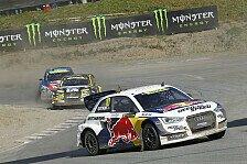 Rallyecross-WM: So läuft es für Loeb, Ekström und Co. in der WRX ab