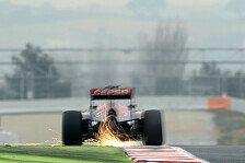 Formel 1 - Die F1-Woche im Rückblick: Crash und Krankheit