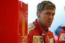 Formel 1 - Briatore: Vettel hat in Italien nicht existiert