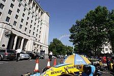 Formel 1 - F1 in London: Zuspruch vom Bürgermeister