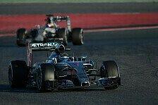 Formel 1 - Die große Testanalyse aus Barcelona I