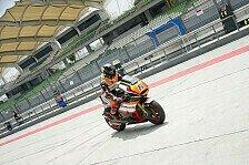 MotoGP - Bradl nach Sepang-Test enttäuscht