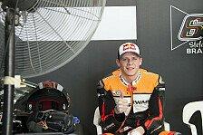 MotoGP - Bradl muss Testtag mit Magenschmerzen abbrechen