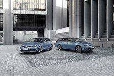 Auto - Gründlich überarbeitet: Toyota Auris