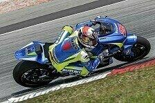 MotoGP - Suzuki lässt mehr Motor-Power frei