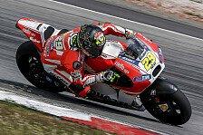 MotoGP - Ducati: Kein Untersteuern mehr mit GP15!