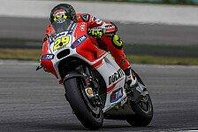 MotoGP - GP15 trägt Früchte: Ducati-Duo überzeugt