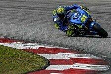 MotoGP - Suzuki: Bessere Traktion bringt eine Sekunde