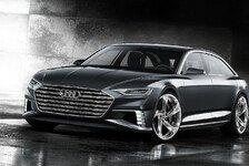 Auto - Audi präsentiert das prologue Avant Showcar