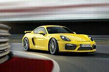 Auto - Porsche stellt neuen GT vor