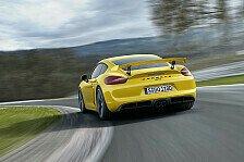 Auto - Bilder: Porsches neuer GT